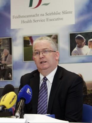 HSE director general Tony O'Brien