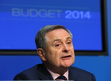 Brendan Howlin, Minister for Public Expenditure and Reform