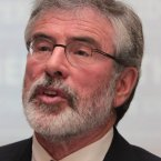 """Could I honourably suggest that if you want some order from the government TDs then perhaps you should close the Dáil bar. That may be a useful way to get some order here."" – Sinn Féin president Gerry Adams causes consternation in the Dáil chamber during a debate on emergency banking legislation.<span class="