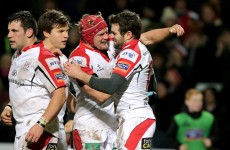 Delightful Payne try the difference as Ulster hold off Zebre