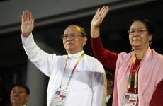 Myanmar's president pardons political offenders