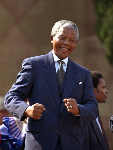 Column: 'I attended Nelson Mandela's inauguration in 1994 and he will be missed'