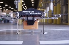 Amazon will deliver packages in 30 minutes using drones