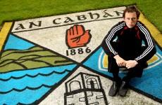 No Seanie Johnston on Cavan panel for McKenna Cup