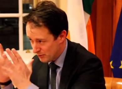 Seán Sherlock speaking to TheJournal.ie this week
