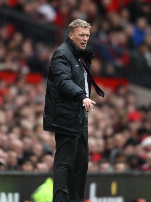United manager David Moyes is under pressure following two straight home losses.