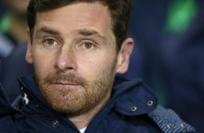 I am not a quitter, says Villas-Boas in wake of latest humbling