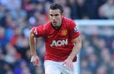 Moyes unsure over Van Persie return