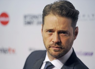Actor Jason Priestley
