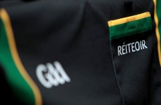 Eugene McGee: 'Like we'd all love to tell a referee to f**k off, but you can't do it'