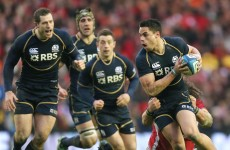 Scotland looking to 'steel' of pack for Six Nations opener in Dublin