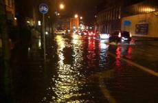 Flooding in Cork, flood warnings for Dublin, Northern Ireland