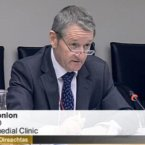 """I was not at any board meeting that signed off on this agreement, not part of any confidentiality agreement that was signed."" - Brian Conlan responded to questions from the Oireachtas Public Accounts Committee on charitable funds being used to top-up the Central Remedial Clinic pension pot.<span class="