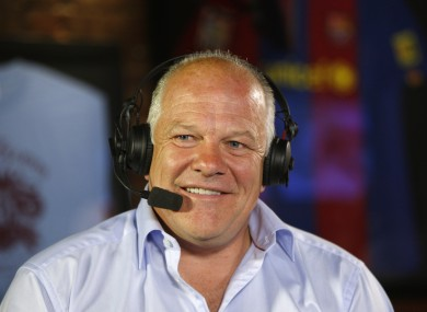 It is the first time Gray has appeared on British TV as a pundit since making controversial remarks about Sian Massey.