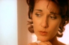 On this night in 1992 you were listening to… Céline Dion