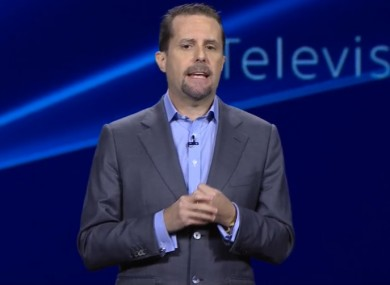 The President and Group CEO of Sony Computer Entertainment, Andrew House