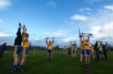 18 of the best GAA pictures from the weekend's pre-season action