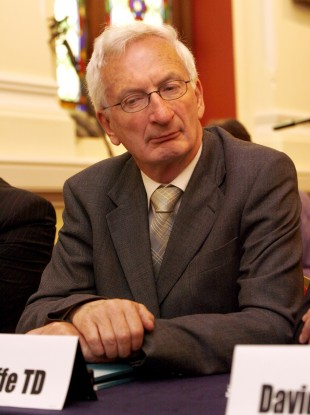 Jim O'Keeffe retired from the Dáil in 2011.