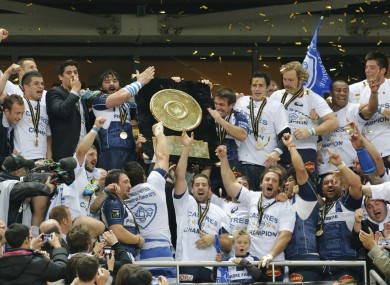 Castres are the current Top 14 champions.