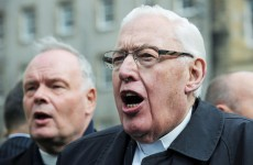 Ian Paisley says he was angered by Bloody Sunday