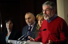 Sinn Fein to review Haass proposals today