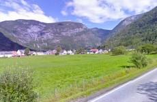 Fire rages in Norway heritage village