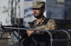 Taliban bomb blast kills 20 soldiers in Pakistan