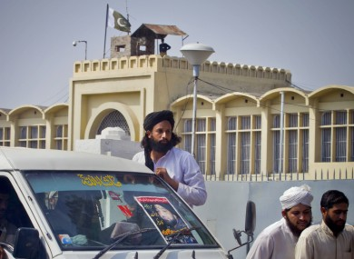 Adiala Jail in Rawalpindi, where the man was sentenced today.