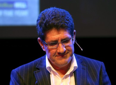 Paul Kimmage: now working with the Sunday Independent.