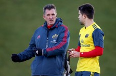 David Wallace: Munster players behind Penney but gameplan still grates