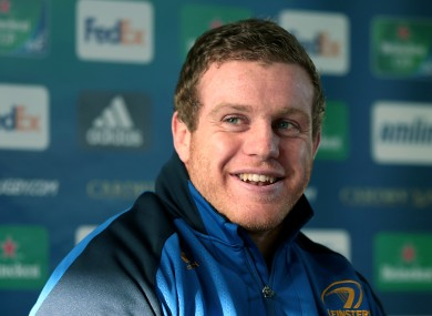 Cronin claims Leinster are fully focused on four points.