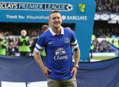 McGeady is the second Irish international to sign for Everton in recent times, with James McCarthy joining the club in August.