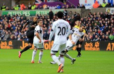 Fernandinho fizzes in first Premier League goal of 2014 as Man City win