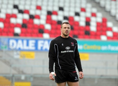 Tommy Bowe is set to miss Ulster's upcoming Heineken Cup clash with Leicester.