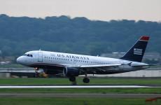 US Airways flight makes emergency landing at Dublin Airport