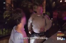 Two Irish lads escape arrest on US TV show Vegas Strip