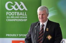 Cavan's Aogán O Fearghail elected as the new GAA President