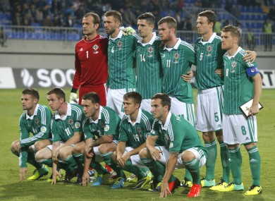 Northern Ireland's upcoming midweek tie with Cyprus is now in doubt.