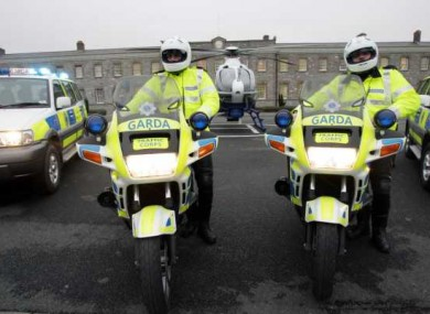 Gardaí. (File photo)