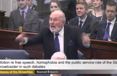 WATCH: Senator asks RTÉ payout recipients to 'give the money back'