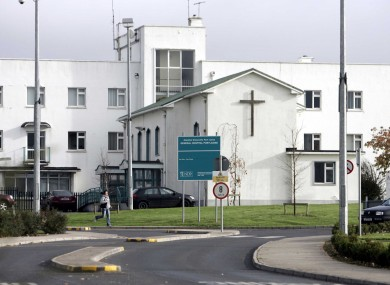 The Midland Regional Hospital in Portlaoise