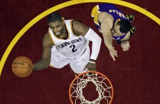 The Lakers beat the Cavaliers thanks to an obscure rule even the players didn't know existed
