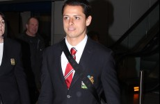 Hernandez: Comment 'nothing to do with RVP'
