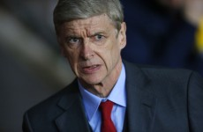 Wenger urges Arsenal to 'dominate' Liverpool in Premier League showdown