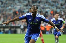 Former Chelsea striker Didier Drogba's life story to be told in cartoon form