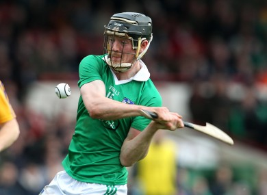 Tommy Quaid is one of the three changes for Limerick.