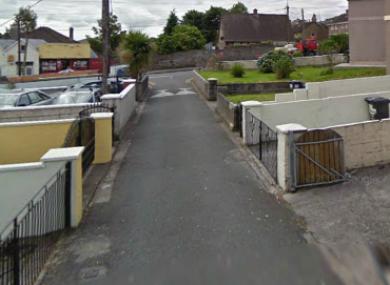 St Coleman's Road in Cork