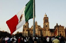 The Mexican government is paying its workers to go on their holliers in Ireland