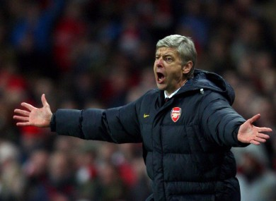 Wenger managed his 1000th Arsenal game yesterday.