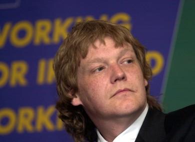 Brian Crowley MEP